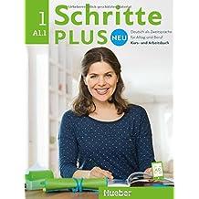 Schritte plus Neu 01. Kursbuch+Arbeitsbuch+CD zum Arbeitsbuch: Deutsch als Zweitsprache für Alltag und Beruf / Kursbuch + Arbeitsbuch + CD zum Arbeitsbuch