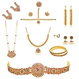 KHUSHI PURCHASE Multi-Colour Metal Bhara...