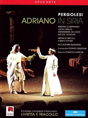 Pergolesi, Giovanni Battista - Adriano in Siria [2 DVDs]