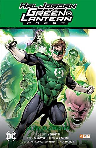 Hal Jordan y los Green La