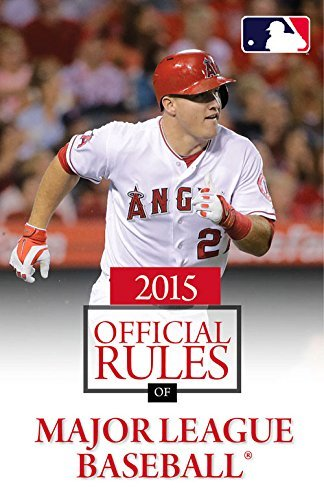 2015 Official Rules of Major League Baseball by Triumph Books (1-Jun-2015) Paperback