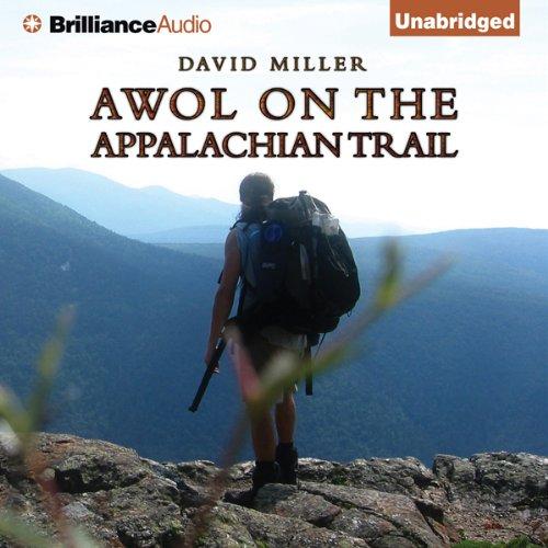 Buchseite und Rezensionen zu 'AWOL on the Appalachian Trail' von David Miller