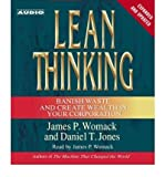 [Lean Thinking: Banish Waste and Create Wealth in Your Corporation] [by: James P. Womack] (2003-08-01)