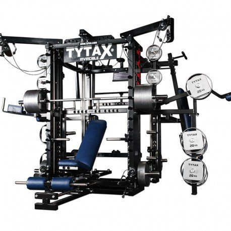 Titan Tytax T3X Exercise Set Home Gym