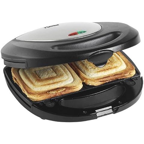 Bestron ASM8010 - Sandwichera grill 3 en 1