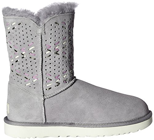 UGG Damen - BAILEY BUTTON TEHUANO 1014617 - pencil lead Pencil Lead
