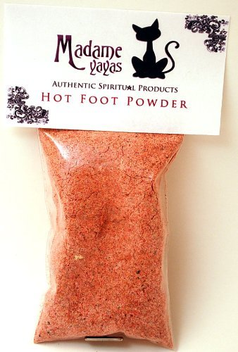 Madame Yayas Hot Foot Powder by Madame Yayas (Hot Foot Powder)