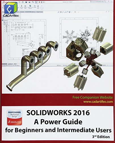 Libro Solidworks 2016 Learn By Doing Part Assembly Drawings