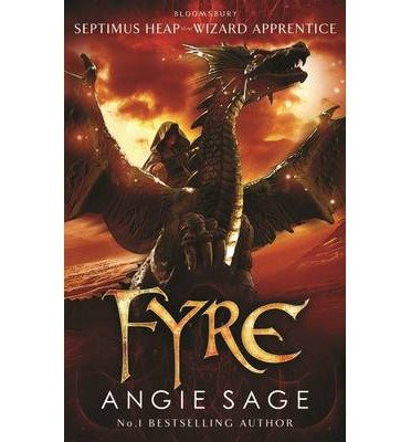 Portada del libro [(Fyre: Septimus Heap: Book 7)] [ By (author) Angie Sage ] [February, 2014]