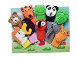 Untumble Animal Finger Puppets