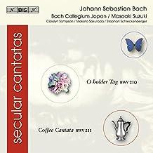 Cantatas Seculares (Masaaki Suzuki)