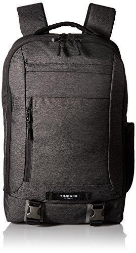 Jet-pack Laptop Rucksack (Timbuk2 The Authority Pack Rucksack, Einheitsgröße, unisex, Jet Black Static)