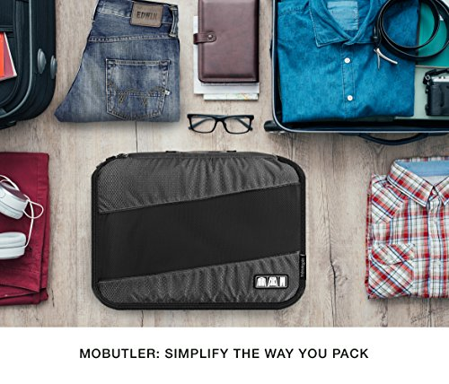 Organizador para Maleta 6-en-1 Impermeable Bolsas de Viaje
