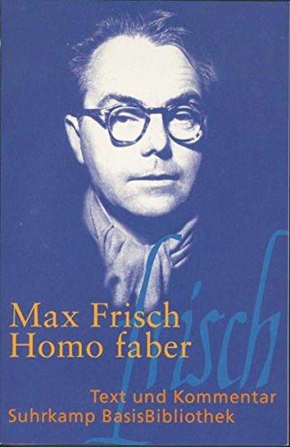 Preisvergleich Produktbild Homo faber: Ein Bericht