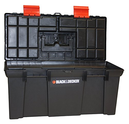 Black&Decker Schlagbohrmaschine 710W mit 40-tlg Zubehöhr + Koffer CD714CRT22A - 4