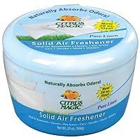 Citrus Magic Solid Pure Linen Odor Absorber, 20-Ounce