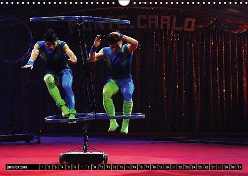 Les Etoiles Du Cirque a Monaco 2013 2018: Chaque Annee, Le Festival International Du Cirque De Monte-Carlo Est Le Rendez-Vous Des Plus Grands Artistes Pour y Gagner Un Prestigieux Trophee.