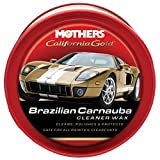 Mother's MOTHERS 05500 California Gold Pure Brazilian Carnauba Cleaner Autowachs Paste