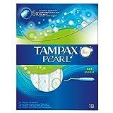 Tampax Perle Tampons applicateur Super (18) (Lot de 2)