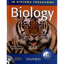 IB Course Companion: Biology (International Baccalaureate) 2nd edition by Allott, Andrew, Mindorff, David (2010) Taschenbuch