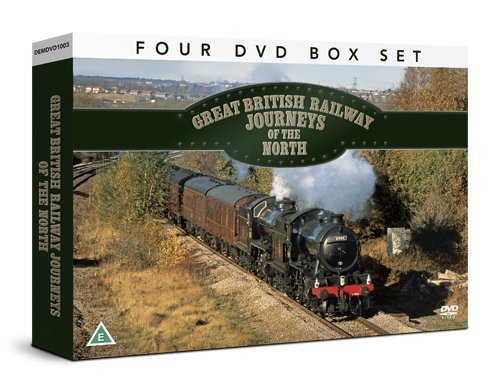 British Railway Journeys Of The North [DVD] [UK Import]
