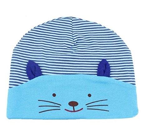 ♚ ( himmlisch ) Hut für Kinder Fantasie Kätzchen A Linien Baumwoll-Babymützen Geschenkidee für unisex Baby Mädchen (Himmlische Nachricht)