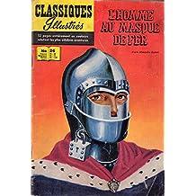 Classiques Illustrés n° 26 - L'Homme au masque de fer - d'après Alexandre Dumas