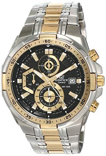 Casio Efr-539sg-1avudf Reloj Analogico para Hombre Colección Edifice