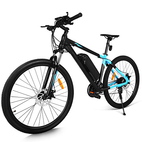 Profun Vélo de Montagne électrique 27.5 Pouces 250W 24 Vitesse...
