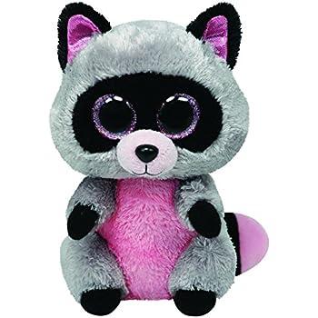 Ty Beanie Boos - Rocco the Raccoon 15cm