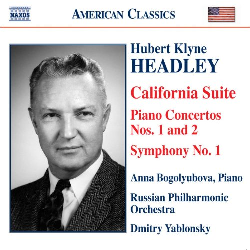 Headley: California Suite / Piano Concertos Nos. 1 And 2