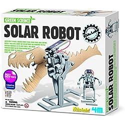 4M Solar Robot Robotica Gizmos 00-03294