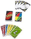 mattel w2087 - uno, kartenspiel - 51hp16zyveL - Mattel W2087 – Uno, Kartenspiel