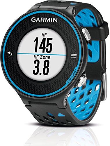 Garmin Forerunner 620-GPS-Laufuhr (verschiedene Laufeffizienzwerte, inkl. Herzfrequenz-Brustgurt) - 9
