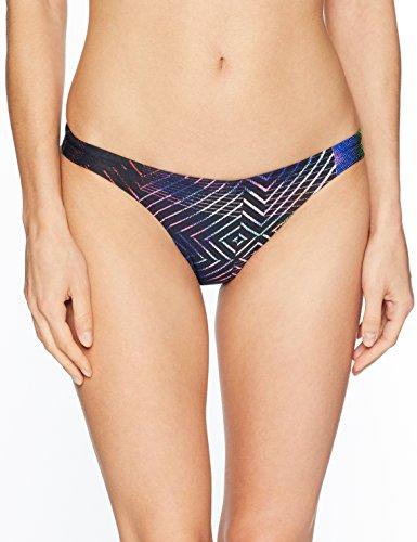 arena Damen Rulebreaker Free Bikini Bottom Badeanzug, Mehrfarbig, XX-Small