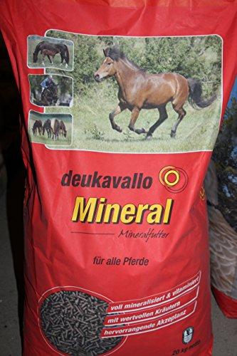 Deukavallo Mineral 20Kg für Pferde