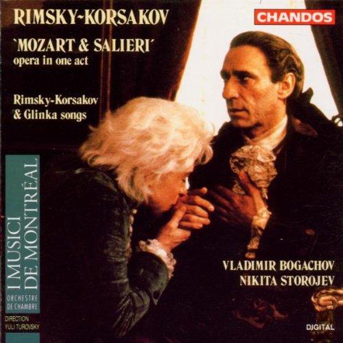 Mozart & Salieri, Opera