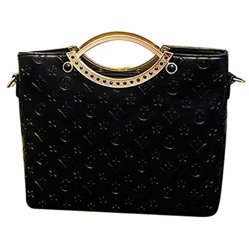 Billionia ,  Damen Tasche schwarz