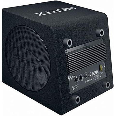 Hertz dBA 200.3altavoces para coche 140W