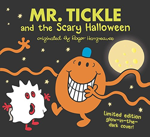 Mr. Tickle and the Scary Halloween (Mr. Men and Little Miss) por Adam Hargreaves