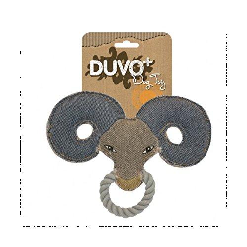 DUVO 7571306 Spielzeug Hund Plane Ziege, 27 x 20 x 5 cm (Spielzeug Ziege Hund)