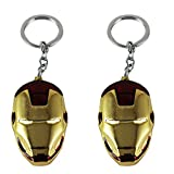 Best Keychain Set Of 2 - eshoppee iron man metal heavy meterial key chain Review