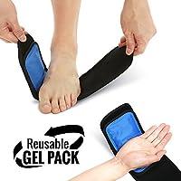 Preisvergleich für Bodyprox kalt & heiß Therapie Wrap, wiederverwendbare Gel Pack für Schmerzlinderung. Ideal für Verstauchungen,...