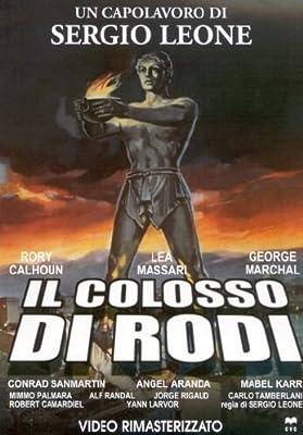 Il Colosso Di Rodi [IT Import]