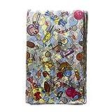 Verbetena - Bolsa rectangular Sweet Party, 12x20 cm, pack 100 unidades (011500078)