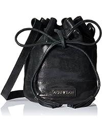 Aquatan Women's String Along Medium Sling Bag Black AT-M-31