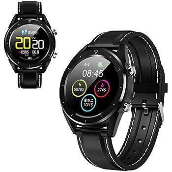 Reloj Inteligente multifunción para Hombres, Pantalla a Color ...