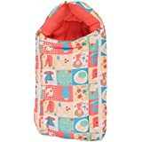 J Square Outlet Jaze Baby - Ultra-Soft Knitted Fabric - Multipurpose 3-in-1 Baby Carry Bed - Lovely Bear