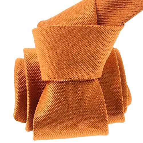 Clj Charles Le Jeune - Cravate Clj, Orange De Murcia