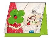 Aufstellkalender 'Viel Glück!' 2019 Tischkalender